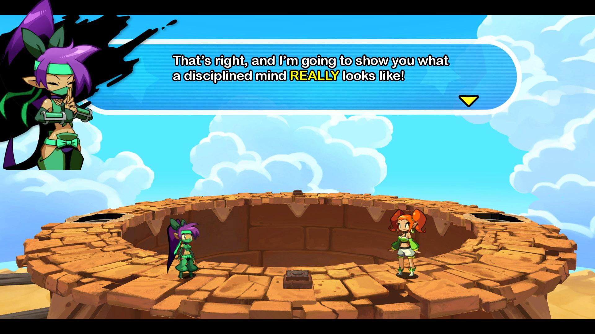 Скриншот №5 к Shantae Costume Pack