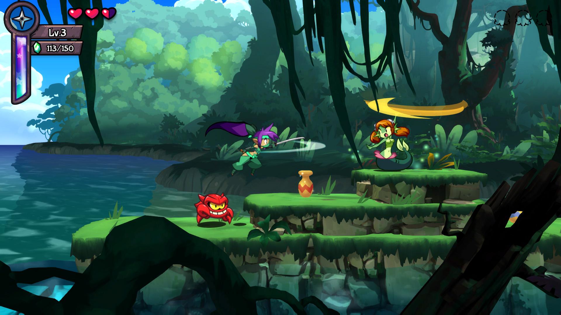 Скриншот №2 к Shantae Costume Pack
