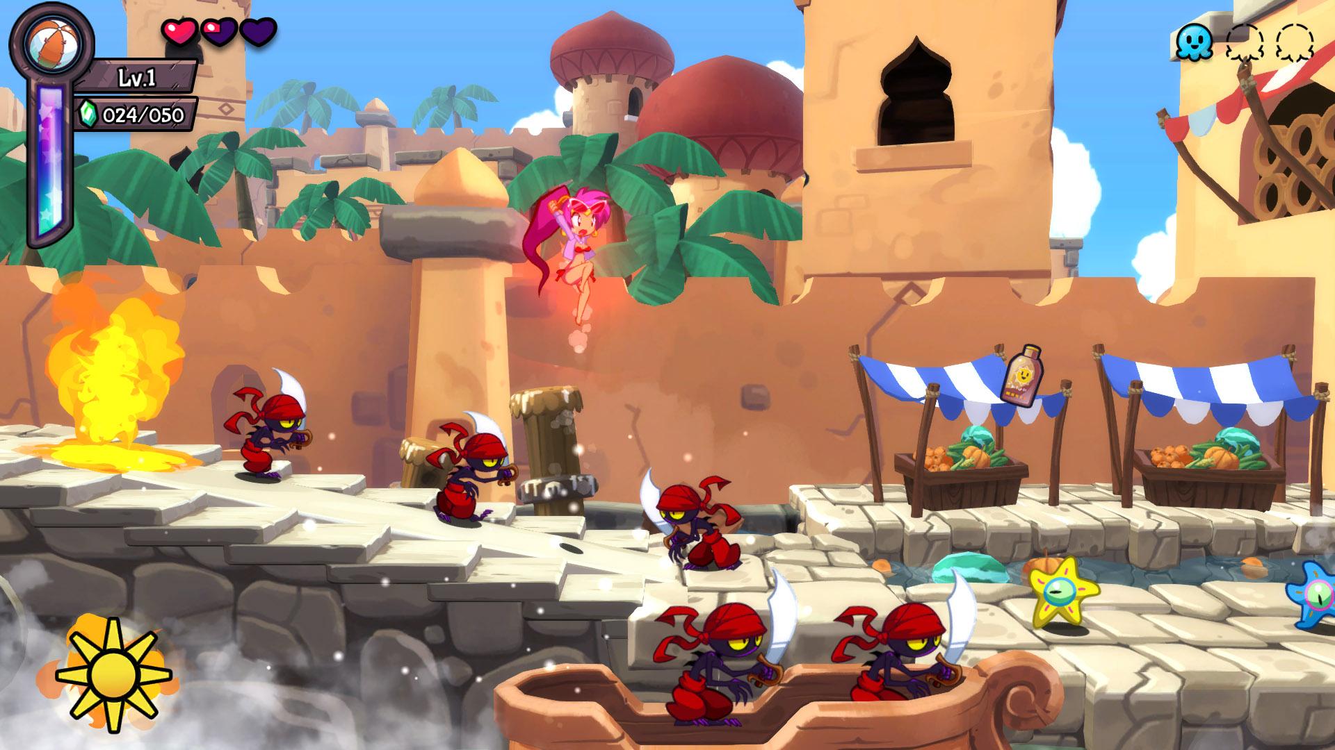 Скриншот №6 к Shantae Costume Pack