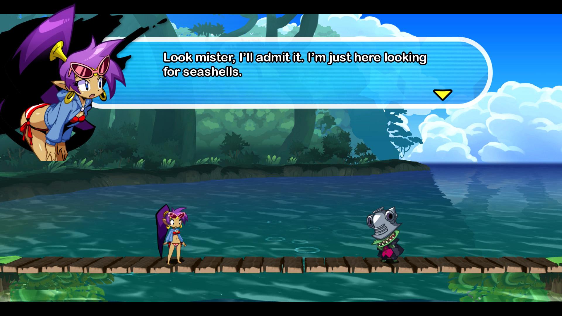 Скриншот №8 к Shantae Costume Pack