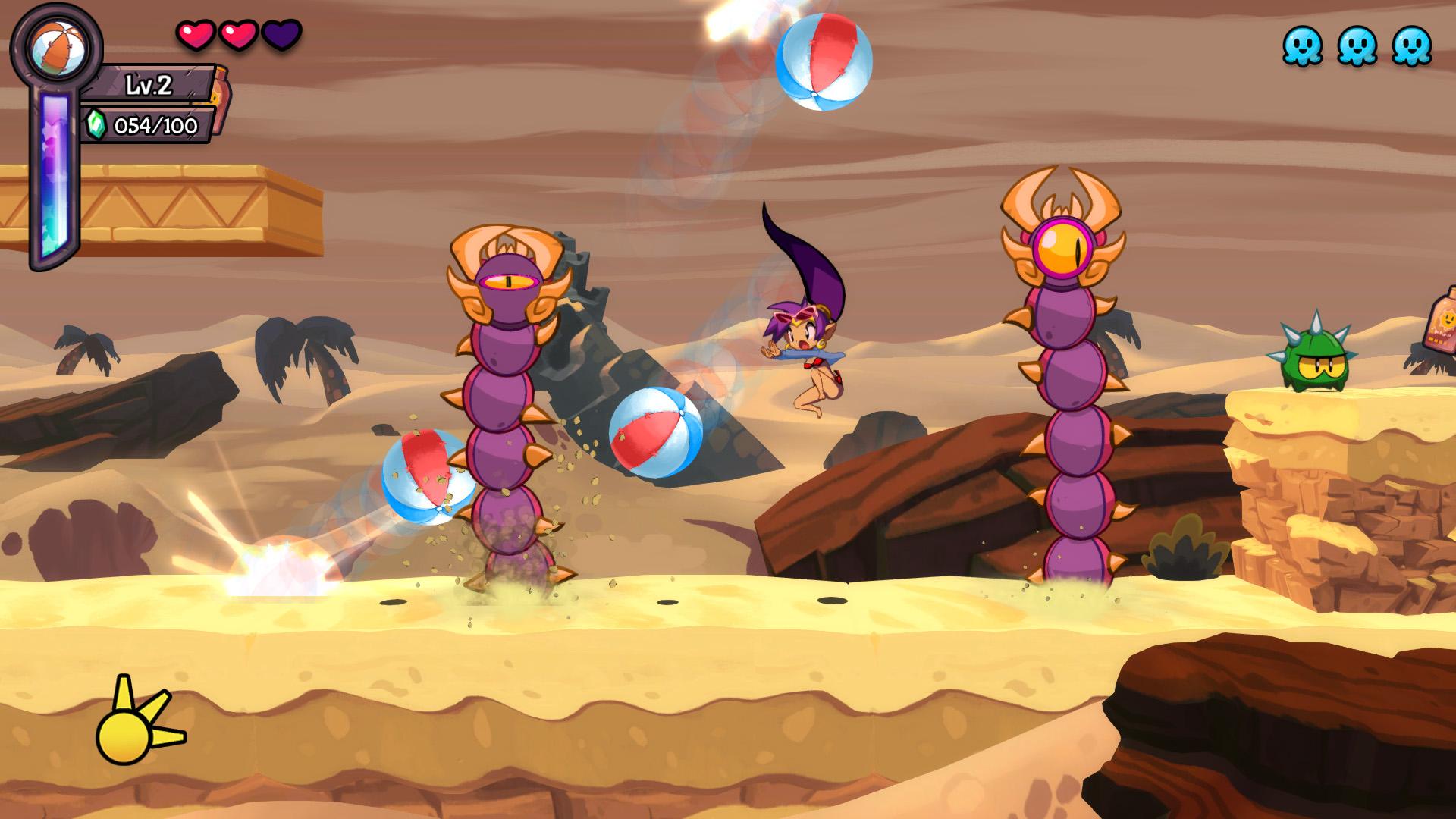 Скриншот №10 к Shantae Costume Pack