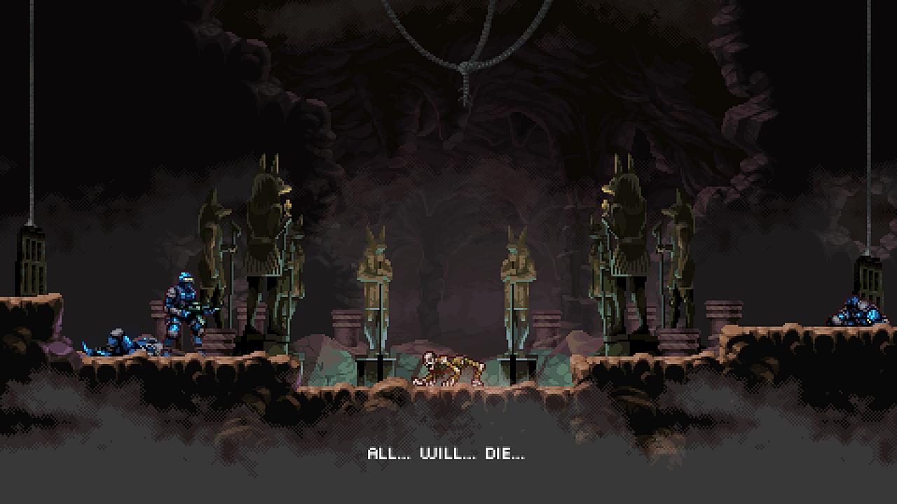 Скриншот №7 к The Mummy Demastered