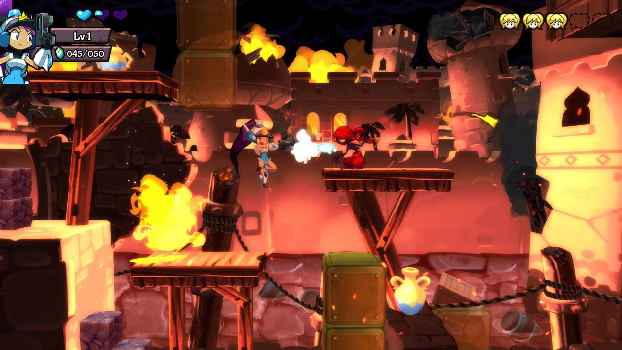 Скриншот №9 к Shantae  Half- Genie Hero Ultimate Edition