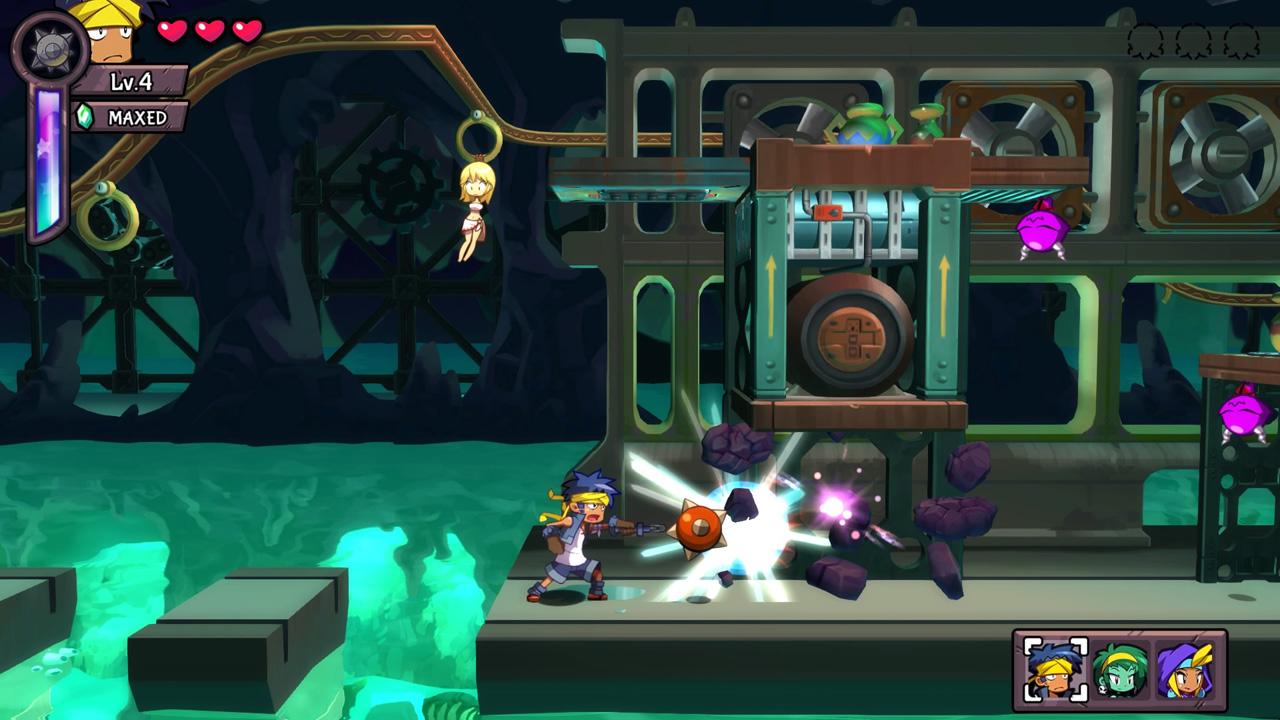 Скриншот №6 к Shantae  Half- Genie Hero Ultimate Edition