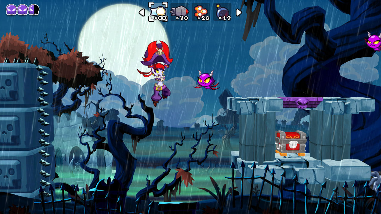Скриншот №3 к Shantae  Half- Genie Hero Ultimate Edition