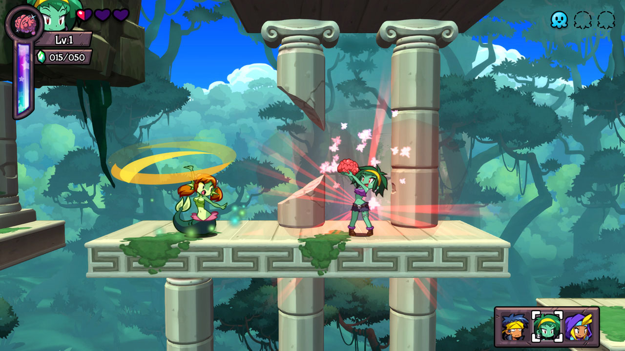 Скриншот №5 к Shantae  Half- Genie Hero Ultimate Edition