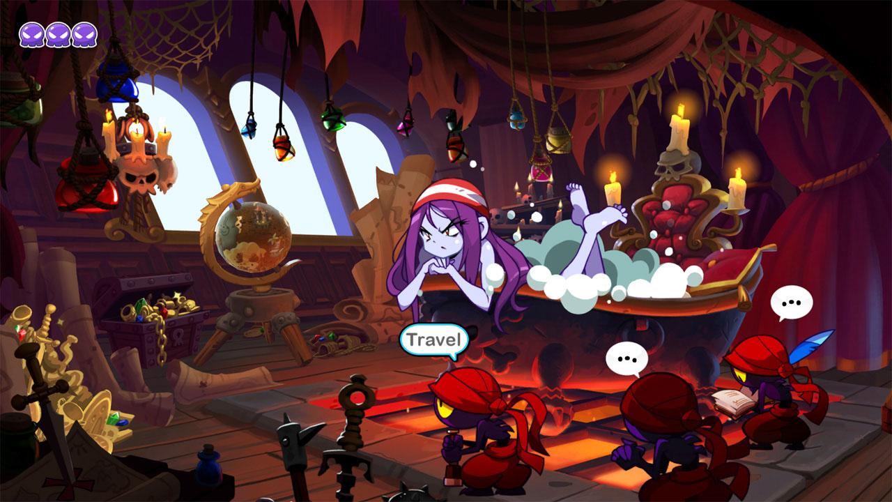 Скриншот №10 к Shantae  Half- Genie Hero Ultimate Edition