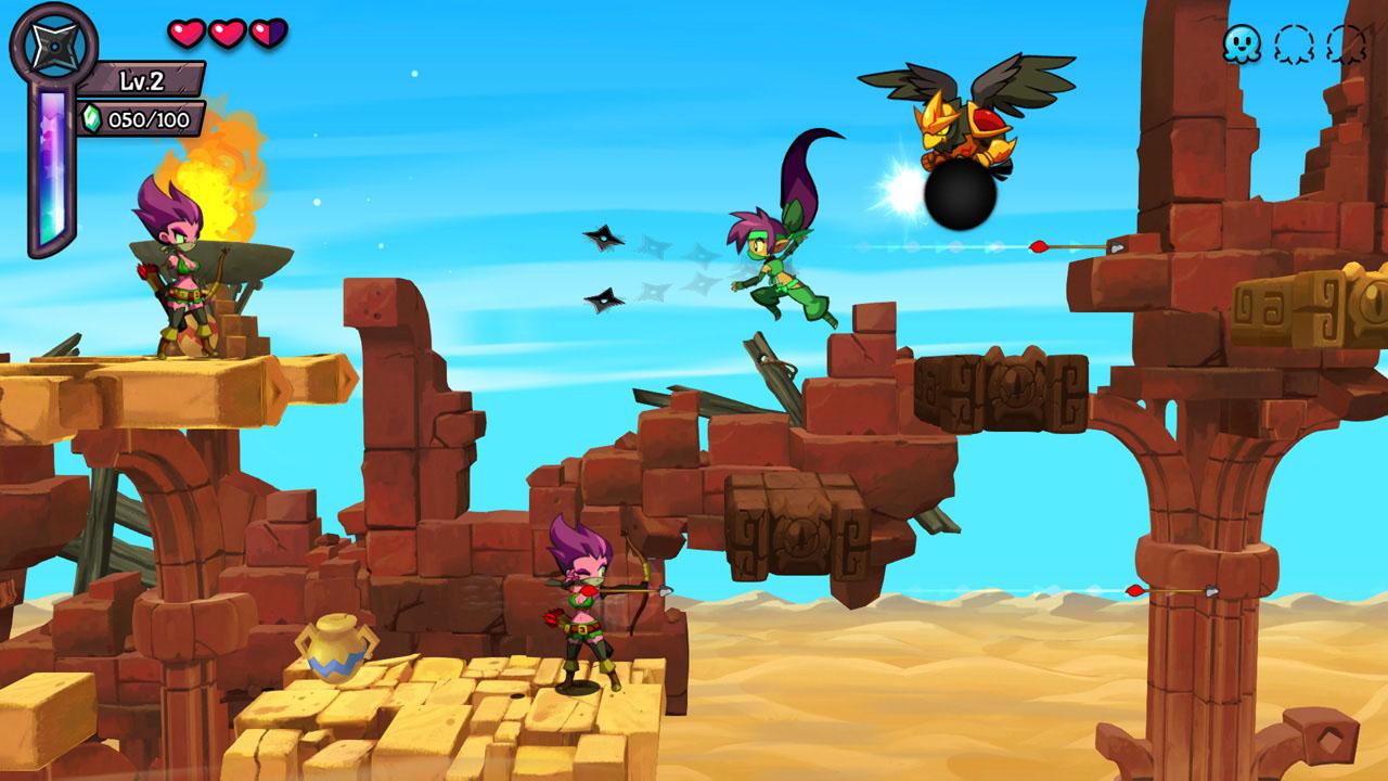 Скриншот №7 к Shantae  Half- Genie Hero Ultimate Edition