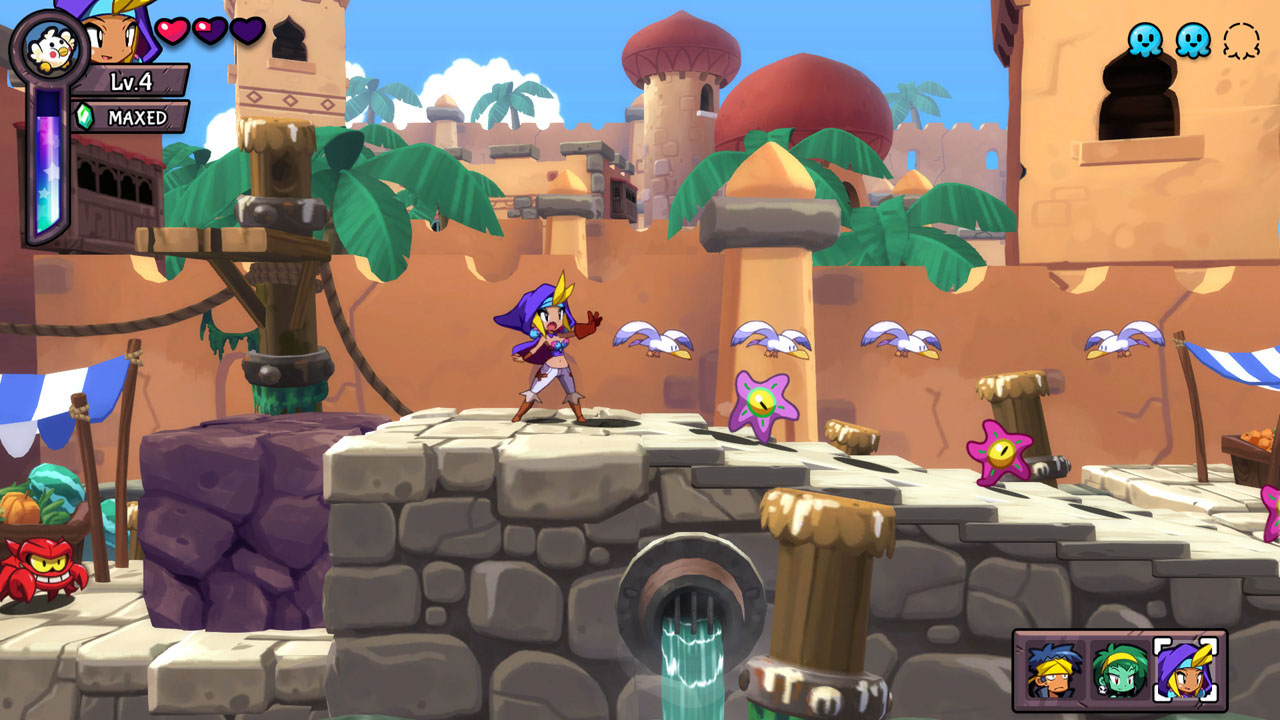 Скриншот №4 к Shantae  Half- Genie Hero Ultimate Edition