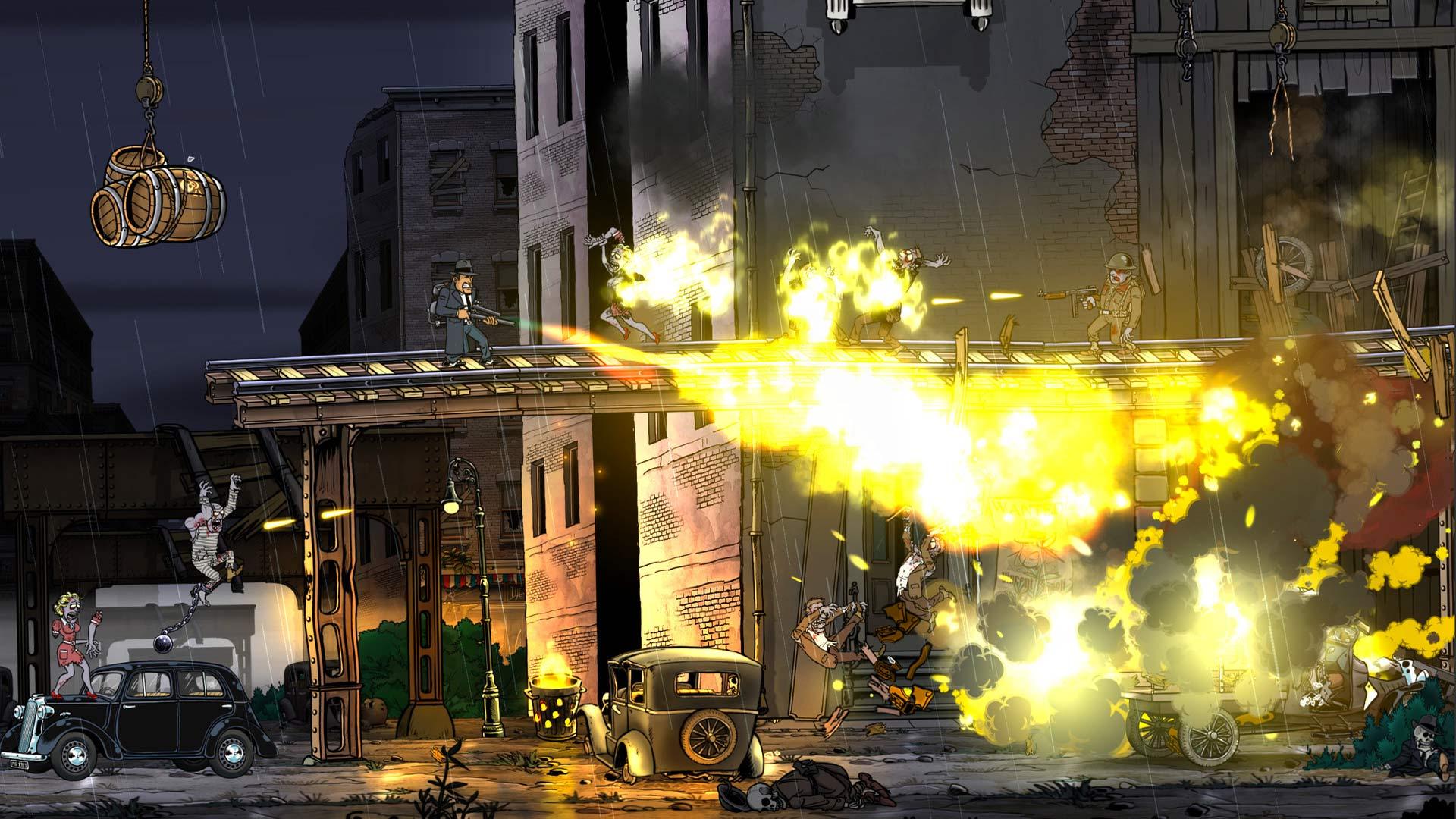 Скриншот №2 к Guns Gore and Cannoli 2