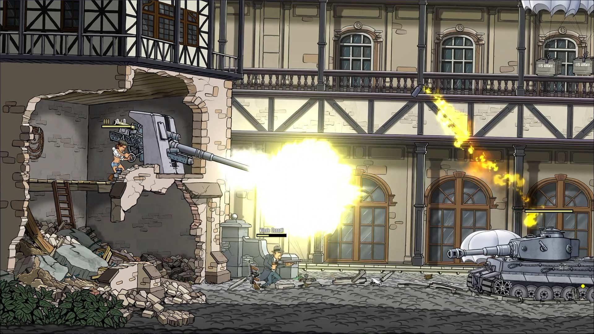 Скриншот №5 к Guns Gore and Cannoli 2