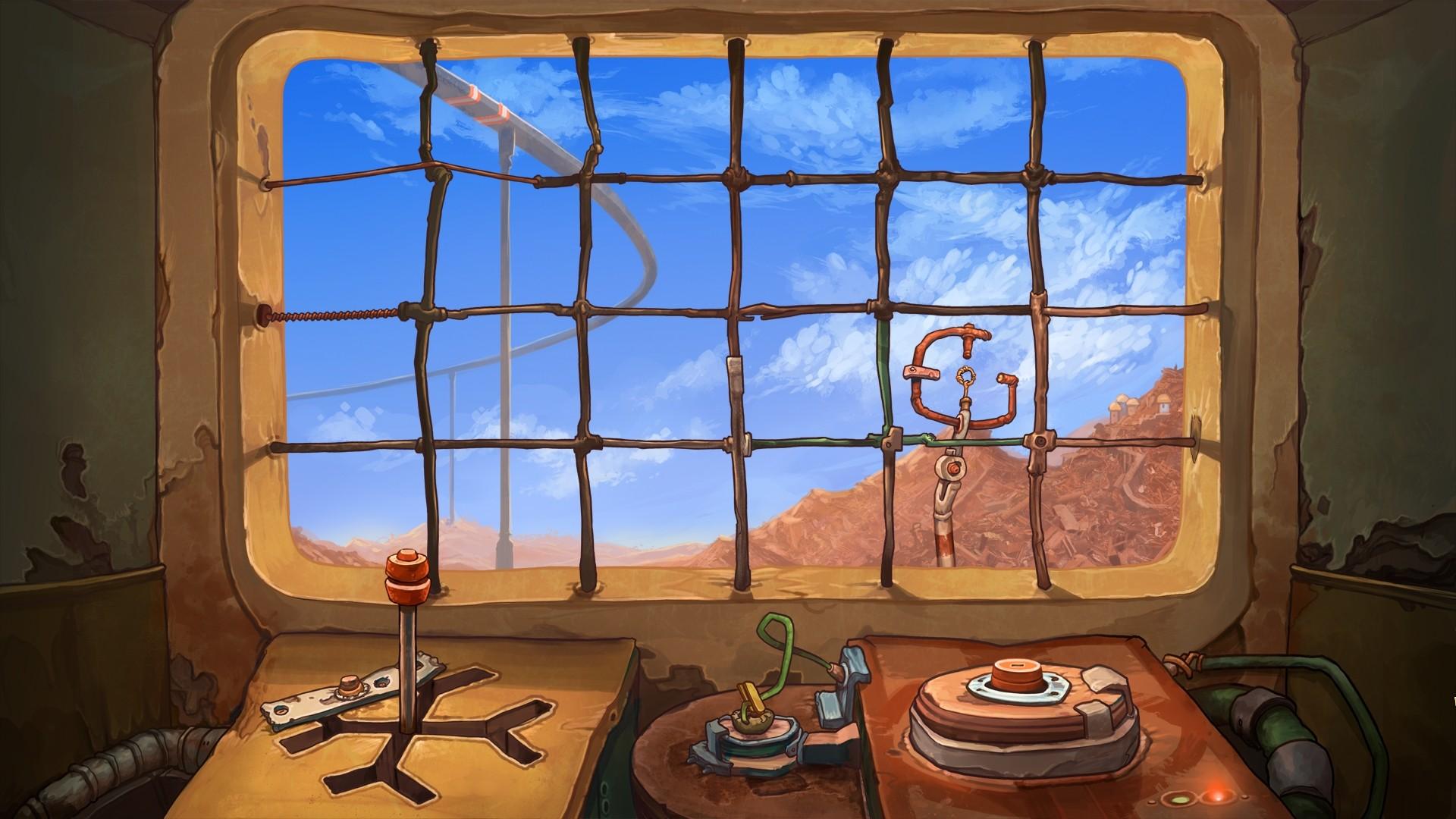 Скриншот №10 к Deponia