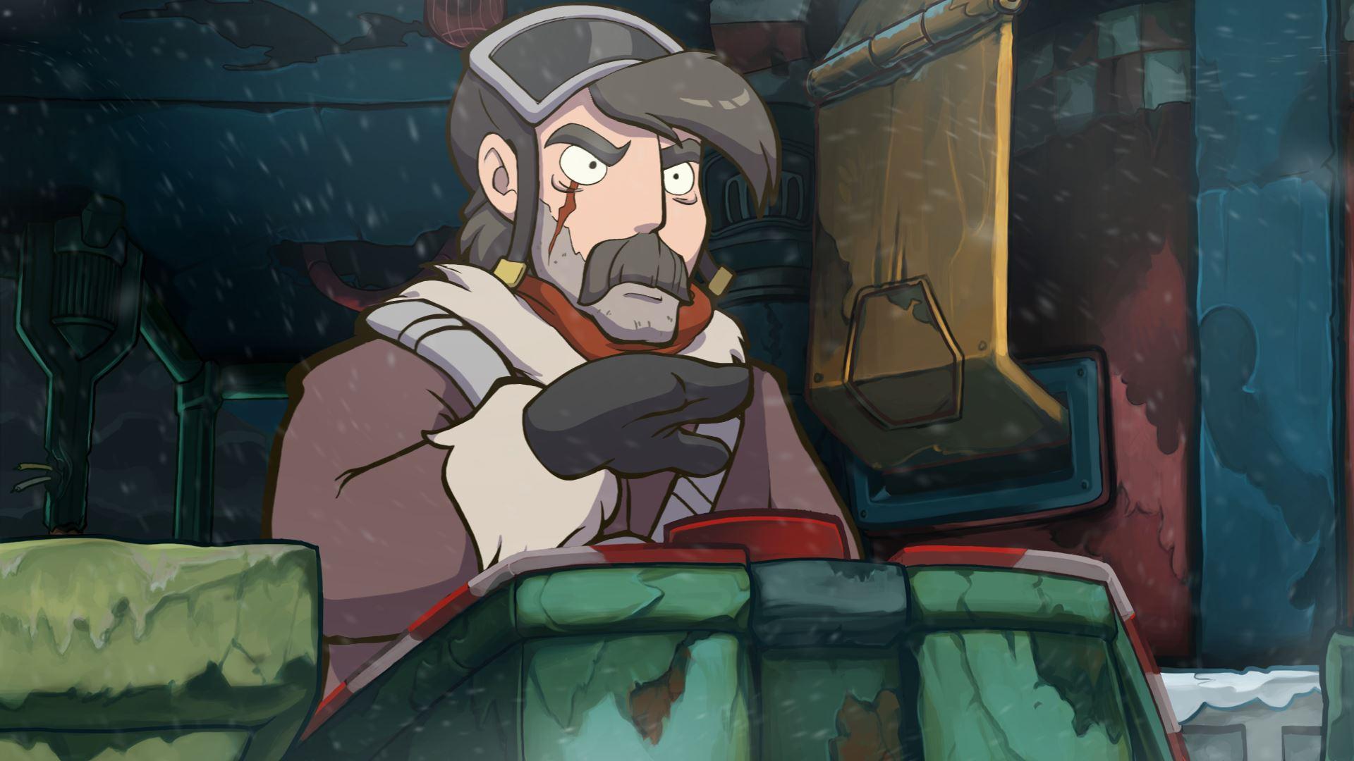 Скриншот №1 к Deponia Doomsday