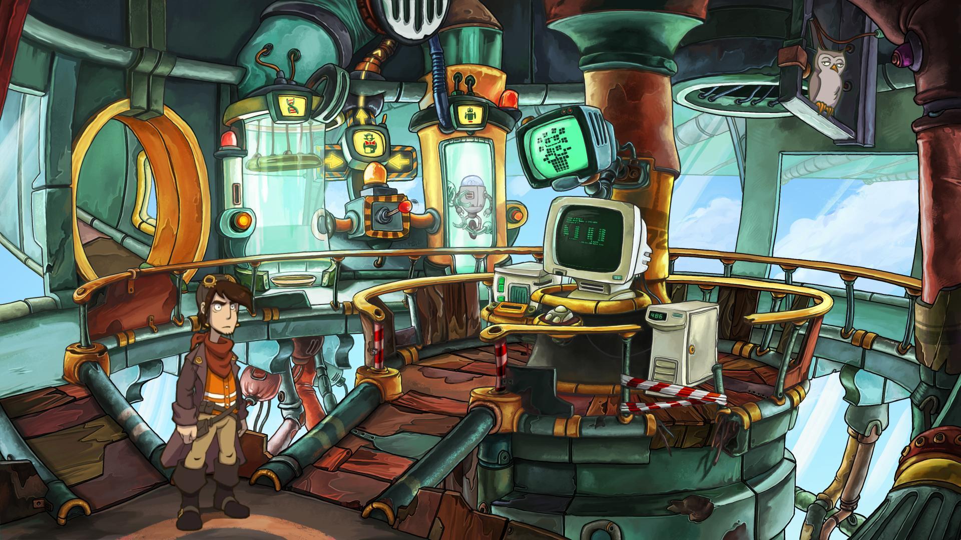Скриншот №5 к Deponia Doomsday