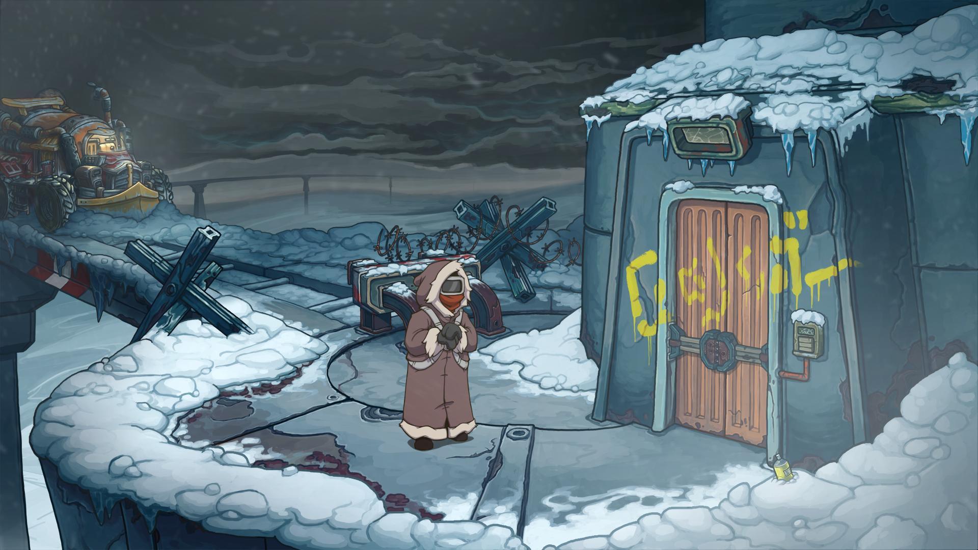 Скриншот №3 к Deponia Doomsday