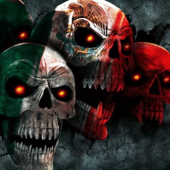 TOTAL JIGSAW - Skulls Of Mexico Dynamic Theme