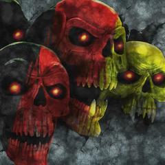 TOTAL JIGSAW - Skulls Of Germany Dynamic Theme