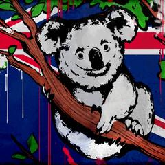 TOTAL JIGSAW - Australian Koala Dynamic Theme