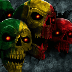 TOTAL JIGSAW - Skulls Of Reggae Dynamic Theme