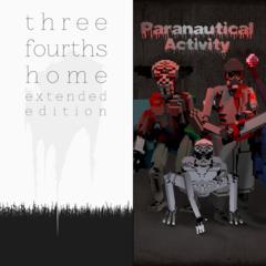 Three Fourths Home/Paranautical Activity Bundle