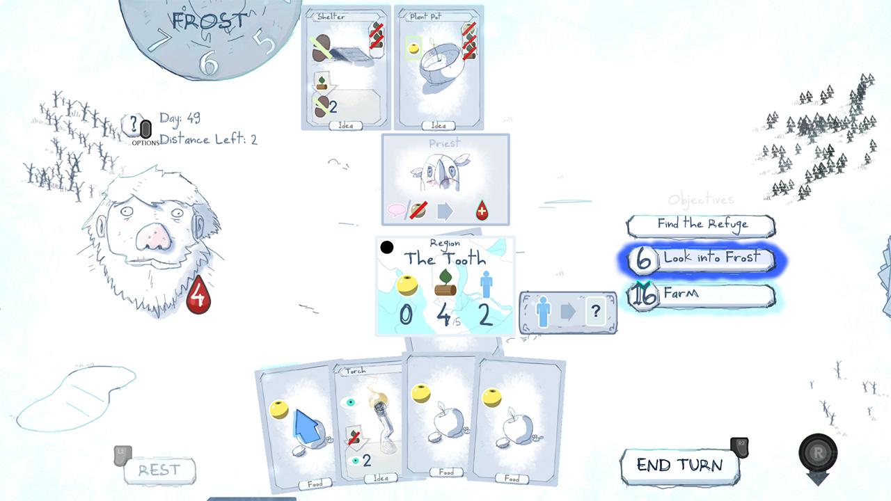 Frost скриншот 1