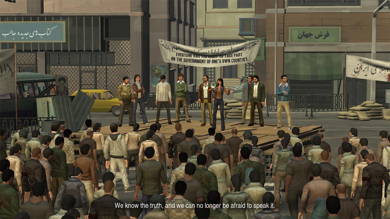 Скриншот №5 к 1979 Revolution Black Friday