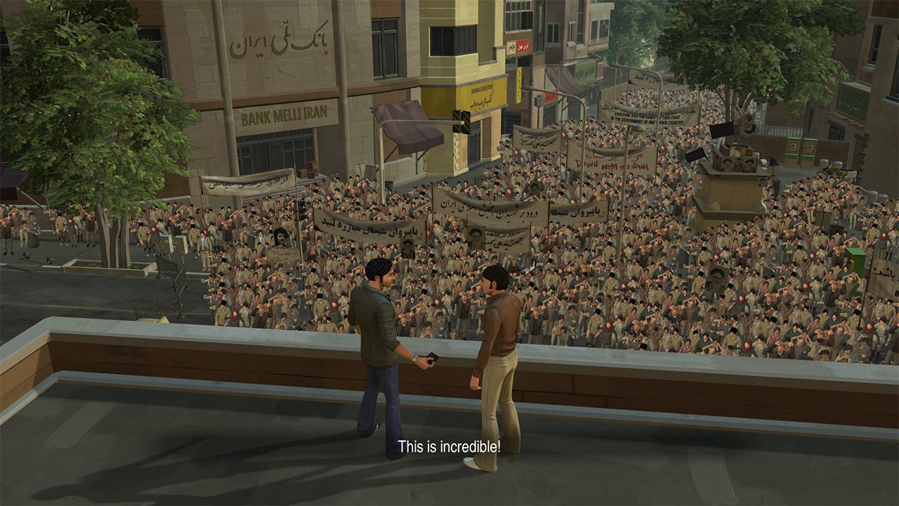 Скриншот №2 к 1979 Revolution Black Friday