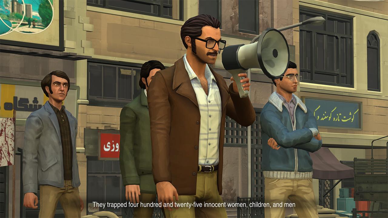 Скриншот №8 к 1979 Revolution Black Friday