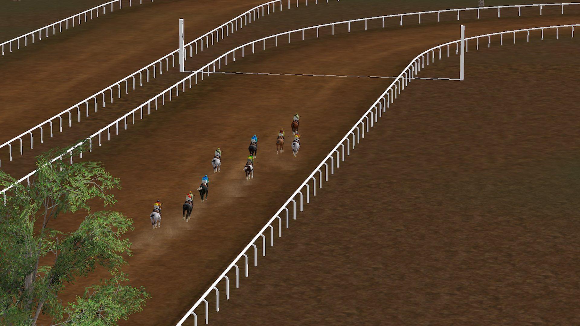 Скриншот №4 к Horse Racing 2016
