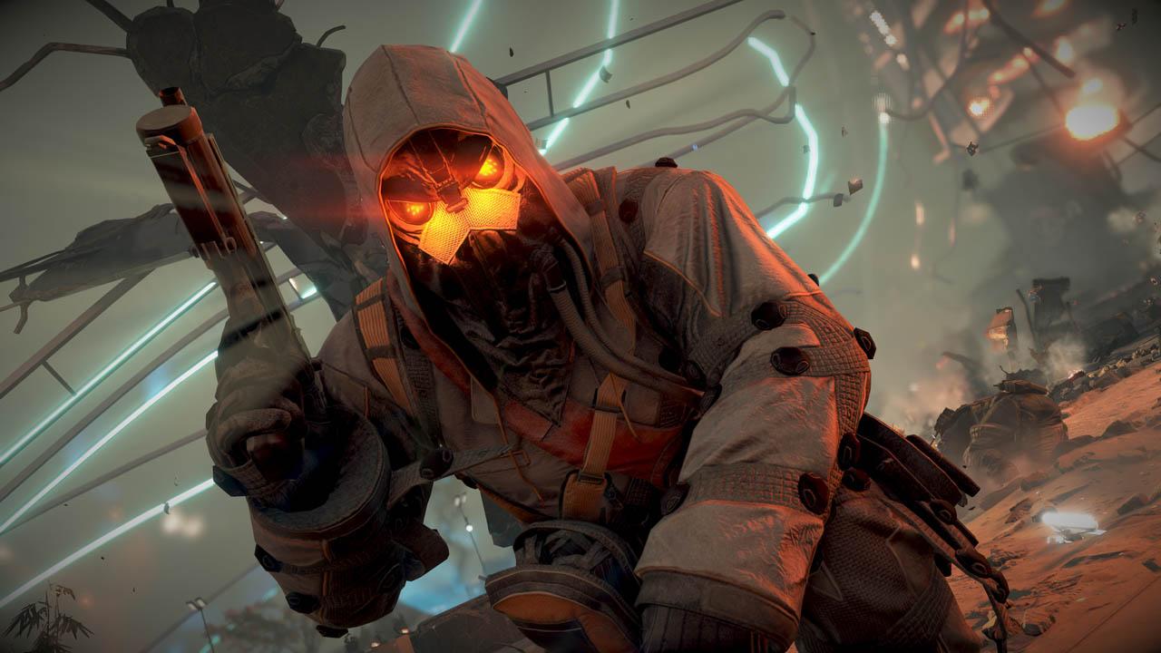Скриншот №1 к Комплект «Killzone В плену сумрака» + абонемент