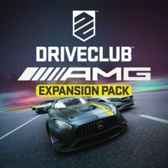 Дополнение AMG для DRIVECLUB™