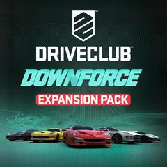 Дополнение Downforce для DRIVECLUB™