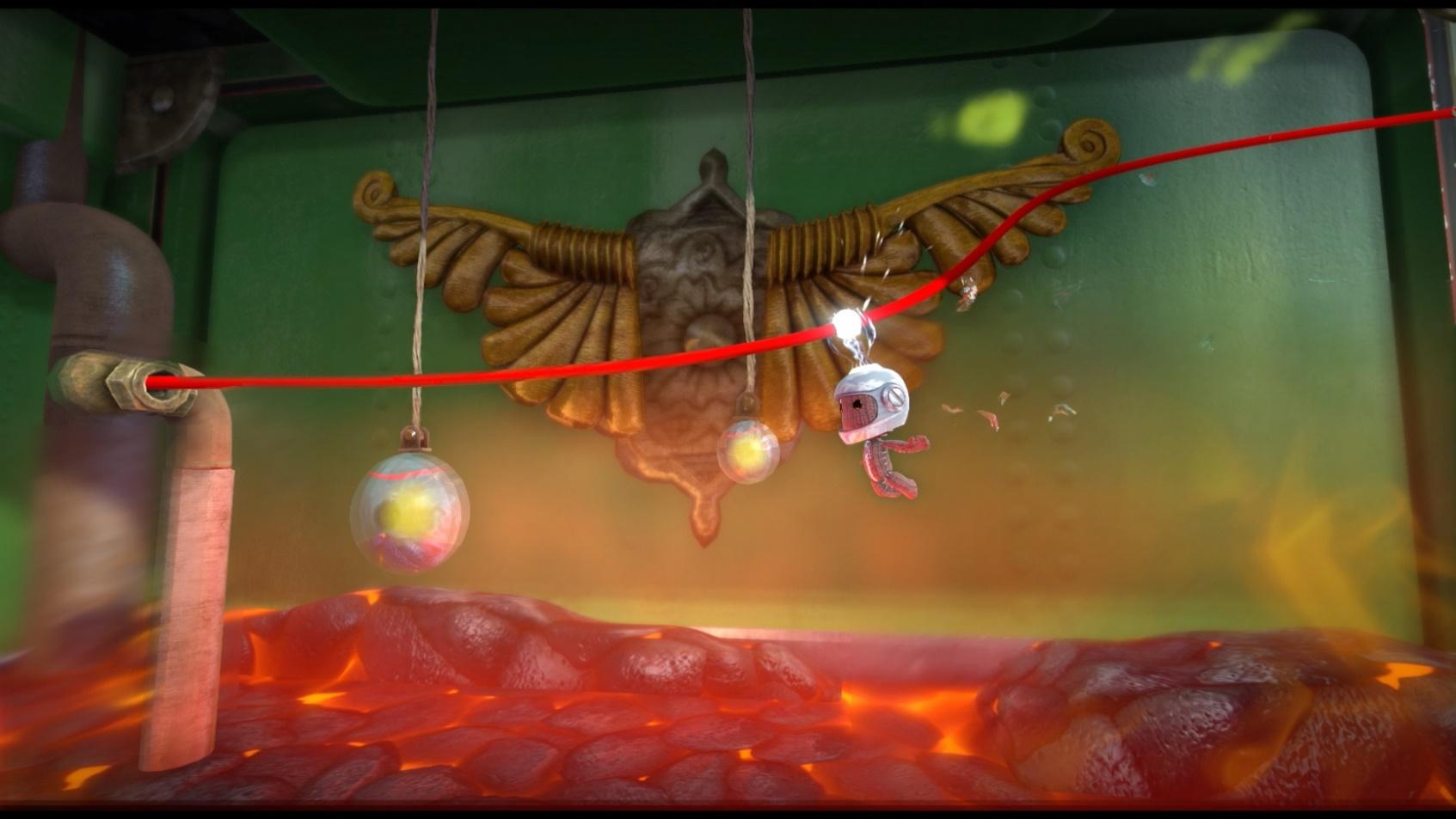 Скриншот №4 к LittleBigPlanet 3