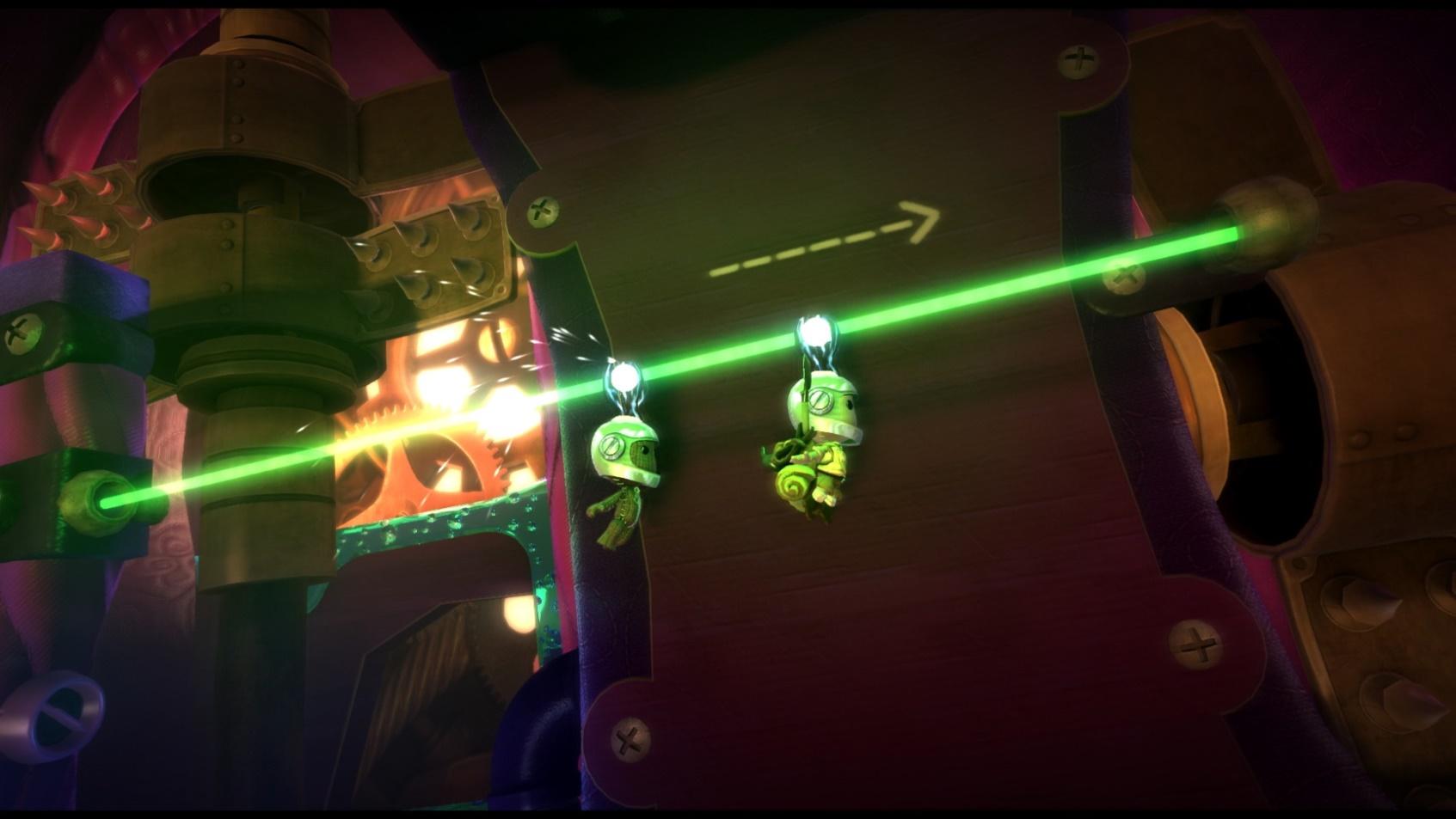Скриншот №9 к LittleBigPlanet 3