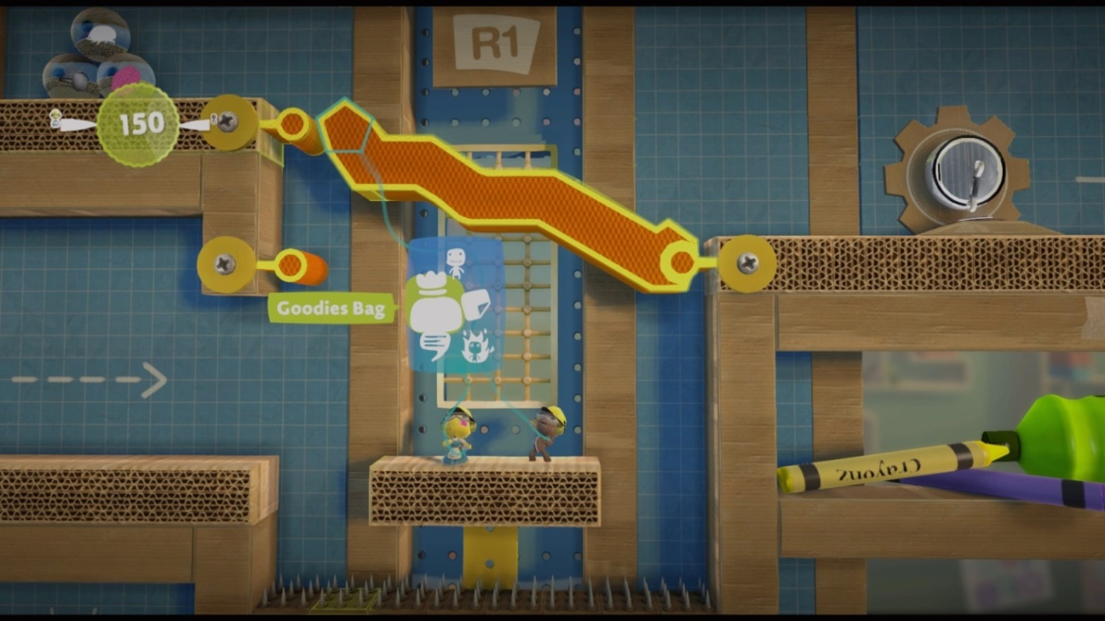 Скриншот №7 к LittleBigPlanet 3
