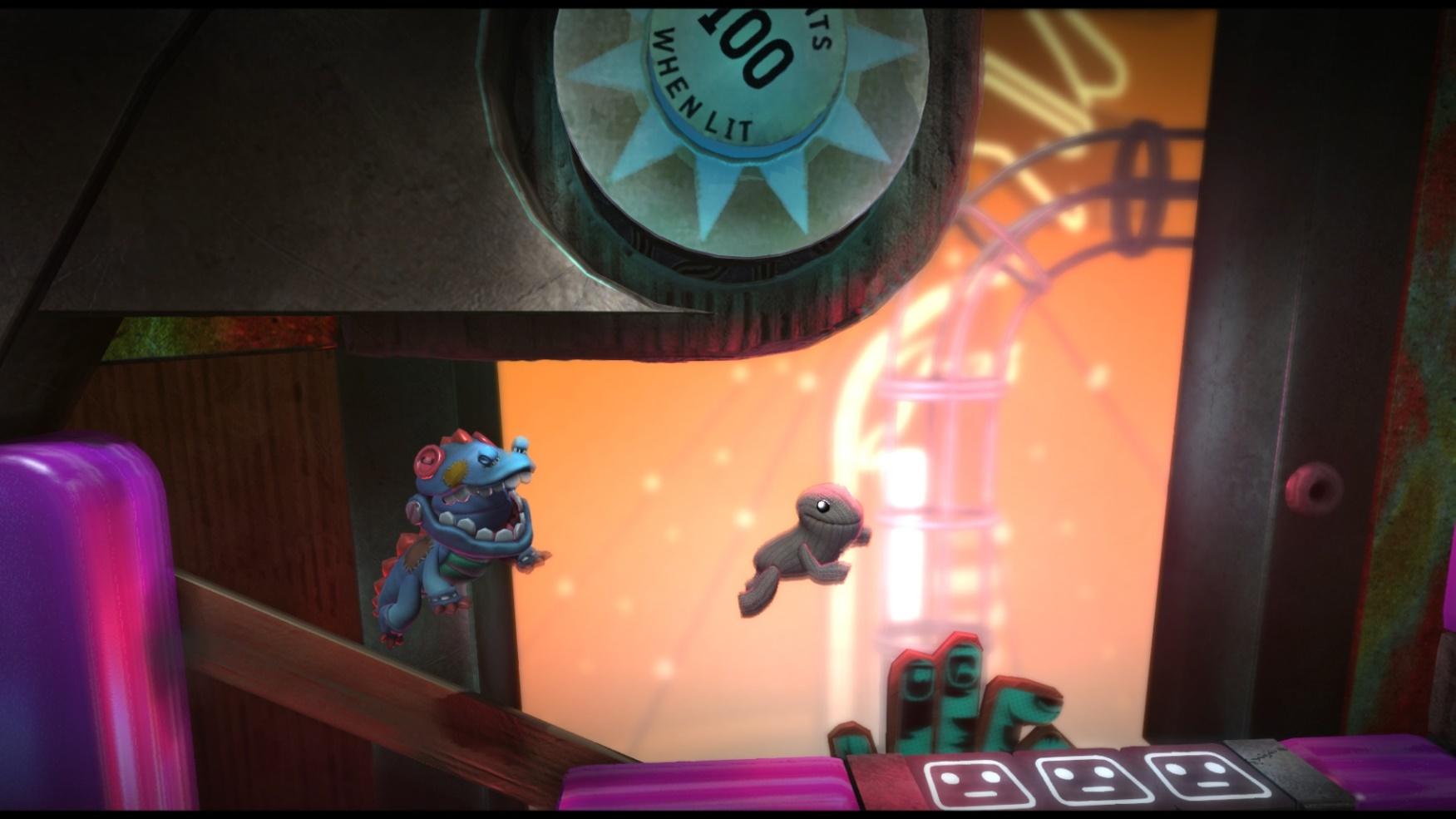 Скриншот №8 к LittleBigPlanet 3