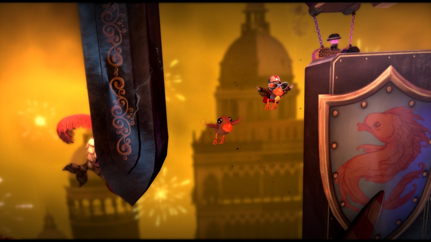 Скриншот №10 к LittleBigPlanet 3