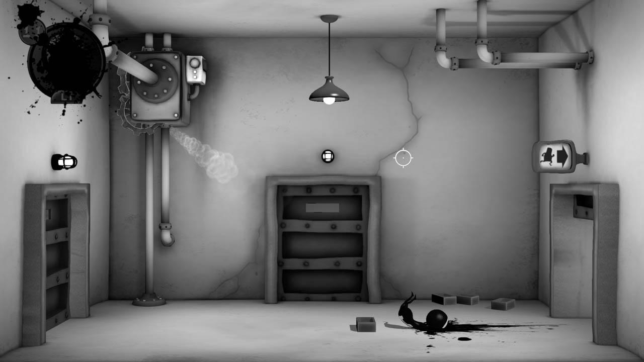 Скриншот №1 к Escape Plan