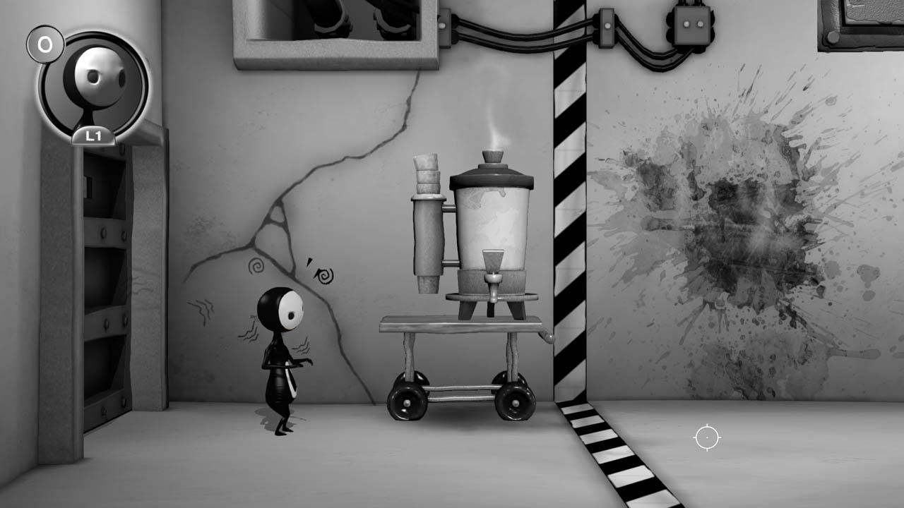 Скриншот №2 к Escape Plan