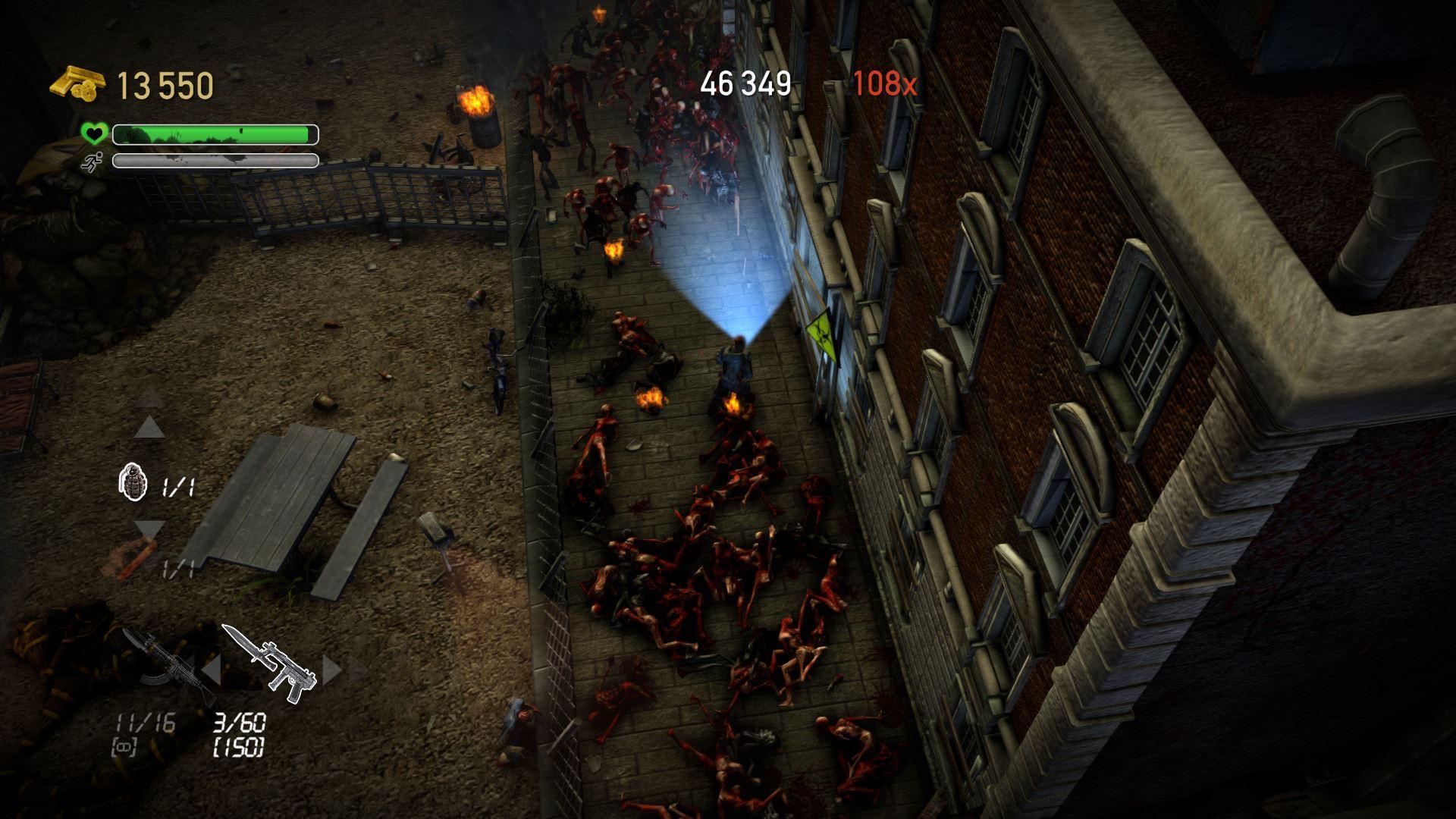 Скриншот №9 к Dead Nation Apocalypse Edition