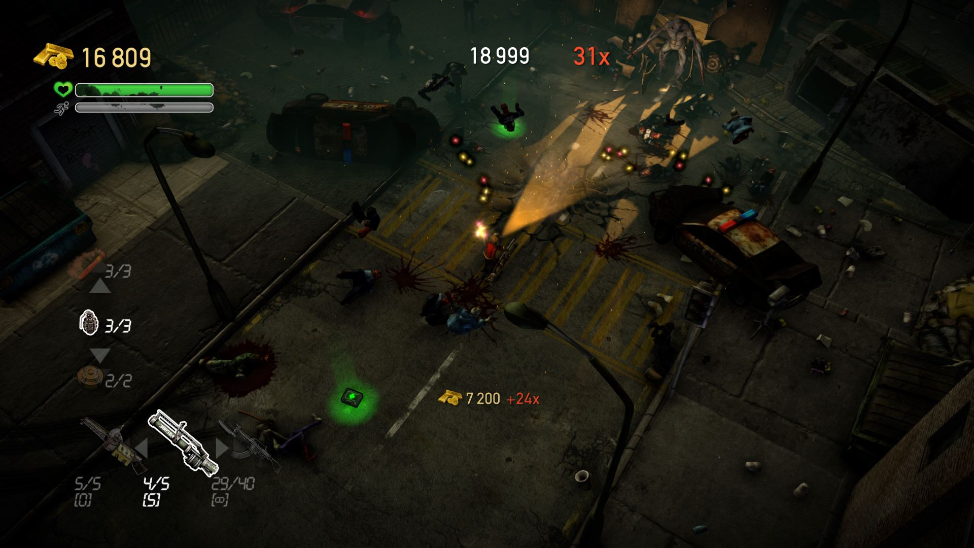 Скриншот №5 к Dead Nation Apocalypse Edition
