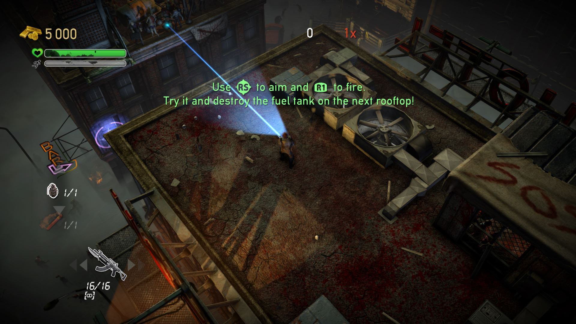 Скриншот №6 к Dead Nation Apocalypse Edition