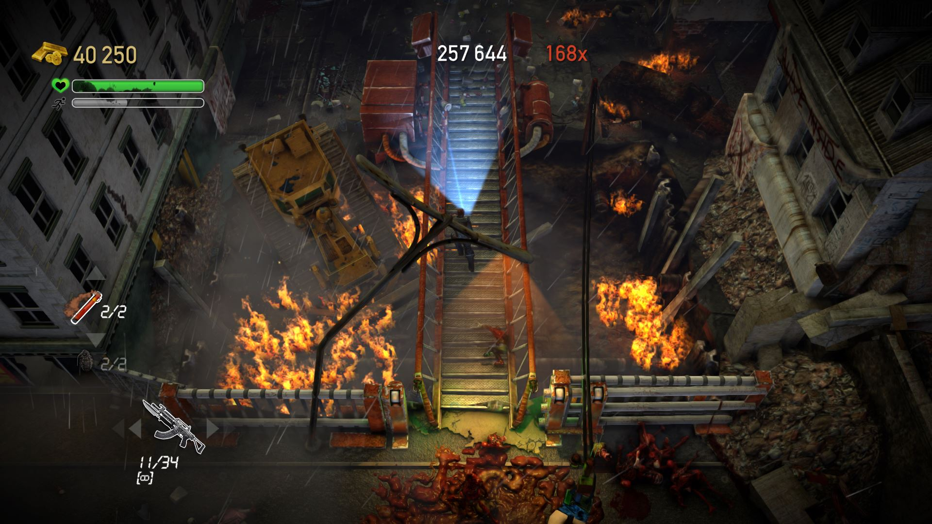 Скриншот №3 к Dead Nation Apocalypse Edition
