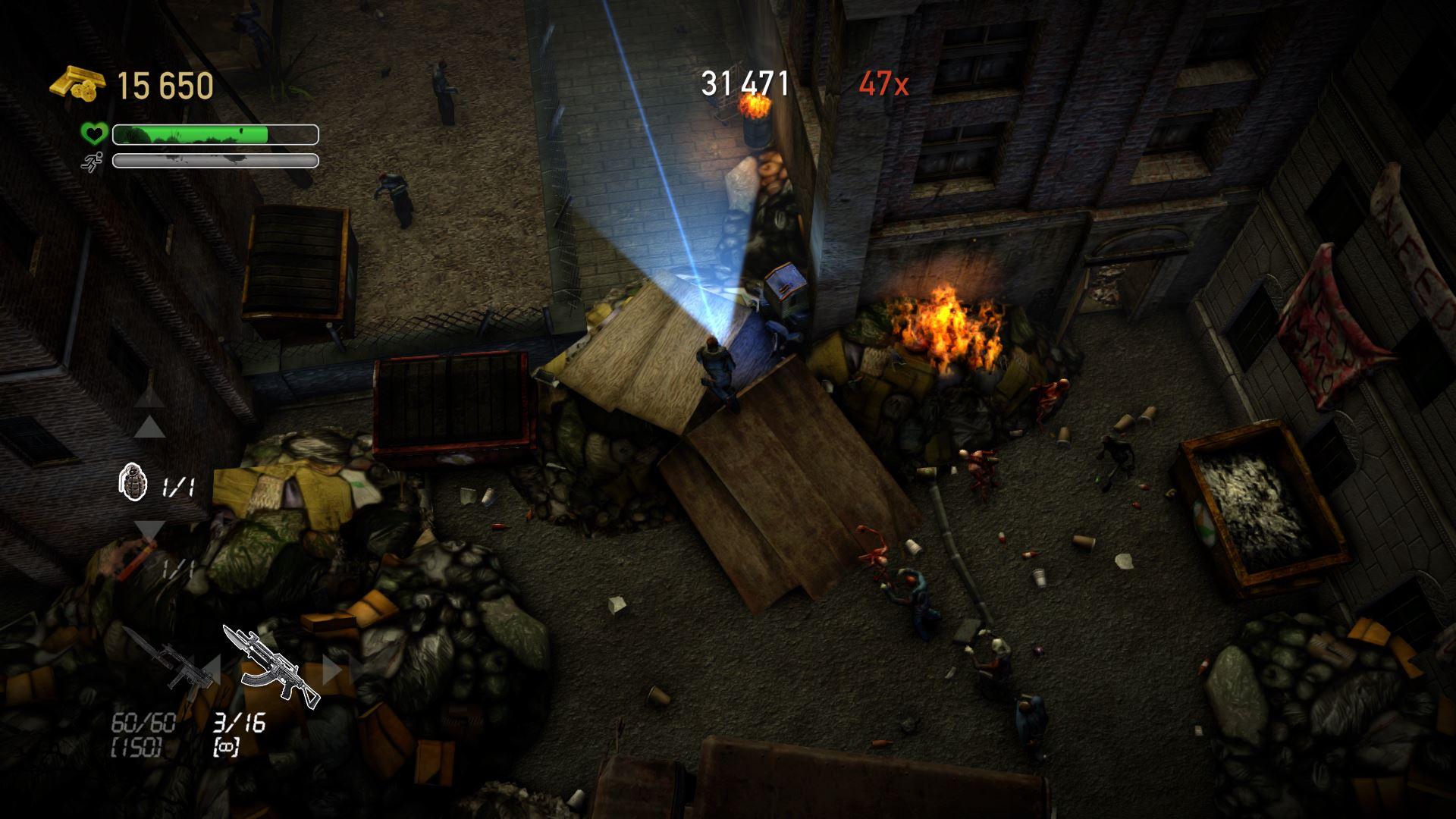 Скриншот №10 к Dead Nation Apocalypse Edition