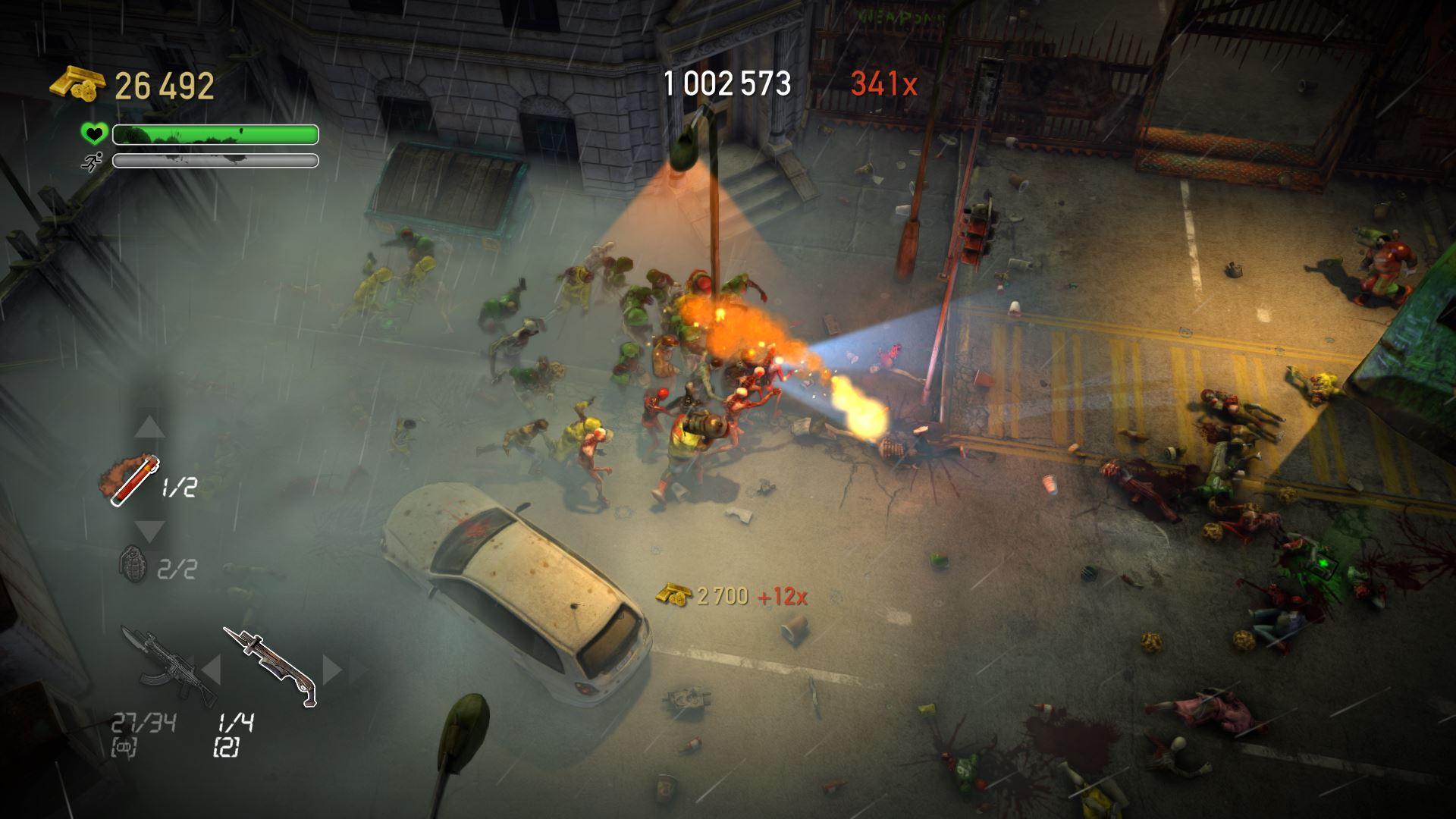 Скриншот №8 к Dead Nation Apocalypse Edition