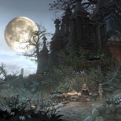 Динамическая тема Bloodborne™ The Hunter's Dream