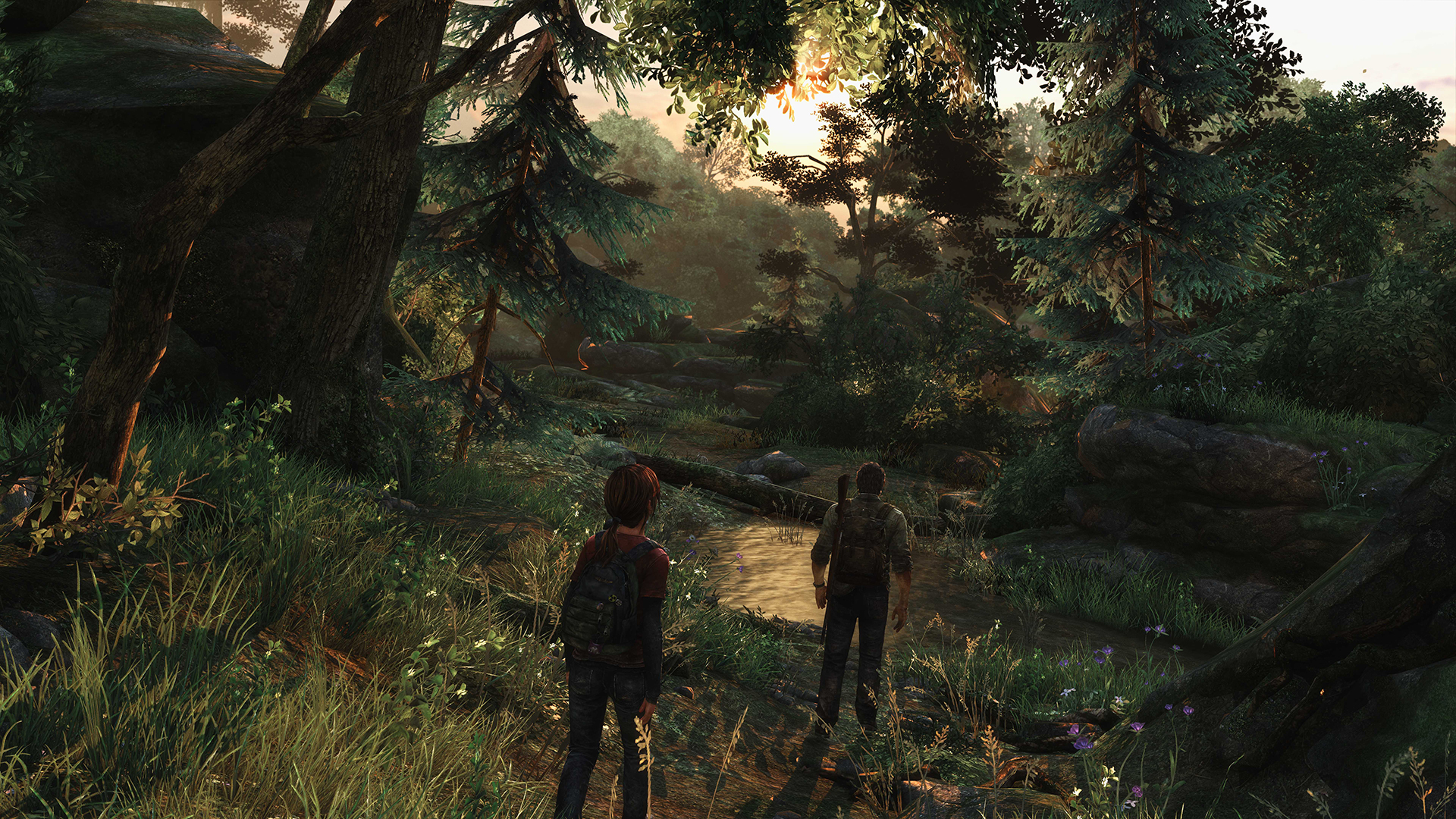 The Last Of Us Remastered On PS Official PlayStationStore Cyprus - The last of us remastered maps
