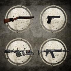 Набор оружия «Эксперт по выживанию»
