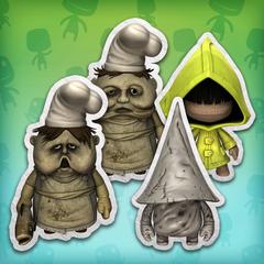 Little Nightmares -kentänluomispaketti – LittleBigPlanet 3