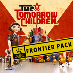 The Tomorrow Children Rajaseutu-paketti